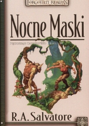 Okładka książki Nocne Maski