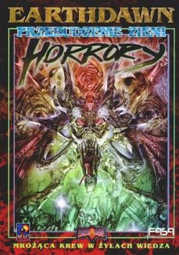 Okładka książki Horrory. Przebudzenie ziemi