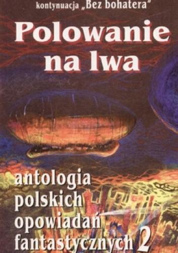 Okładka książki Polowanie na lwa