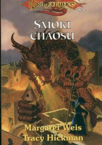 Okładka książki Smoki chaosu