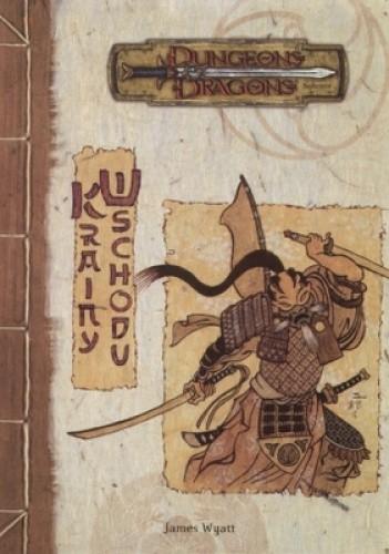 Okładka książki Krainy Wschodu