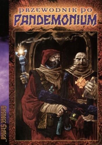 Okładka książki Przewodnik po Pandemonium