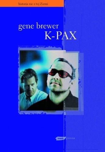 Okładka książki K-PAX