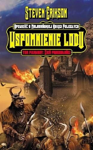 Okładka książki Wspomnienie Lodu. Cień przeszłości