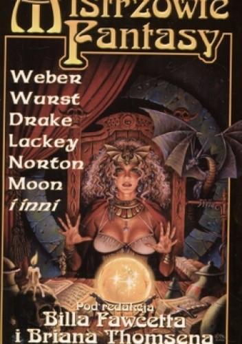 Okładka książki Mistrzowie fantasy