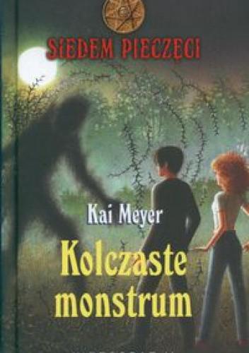 Okładka książki Kolczaste monstrum