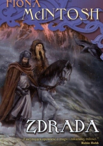 Okładka książki Zdrada