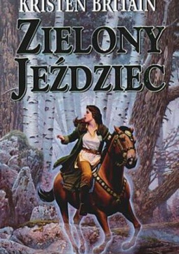 Okładka książki Zielony Jeździec