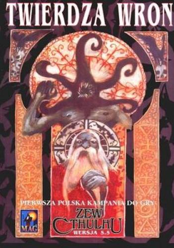 Okładka książki Twierdza wron