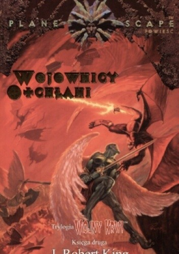 Okładka książki Wojownicy Otchłani