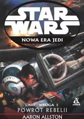 Okładka książki Linie Wroga I: Powrót rebelii