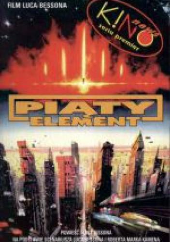 Okładka książki Piąty element