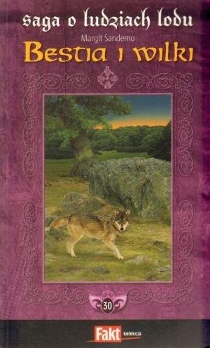 Okładka książki Bestia i wilki