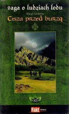 Okładka książki Cisza przed burzą