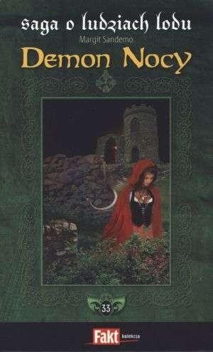 Okładka książki Demon nocy