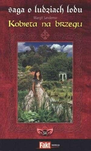 Okładka książki Kobieta na brzegu