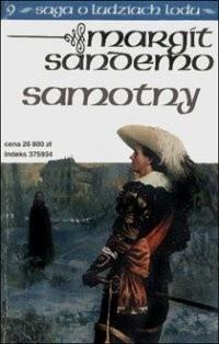 Okładka książki Samotny
