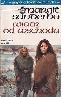 Okładka książki Wiatr od wschodu