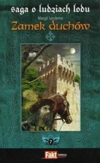 Okładka książki Zamek duchów