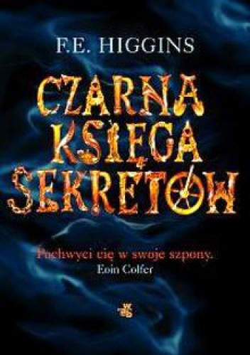 Okładka książki Czarna Księga Sekretów