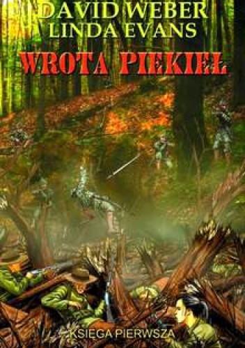 Okładka książki Wrota piekieł. Księga I