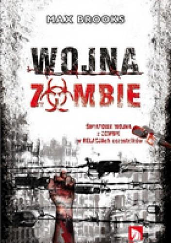 Okładka książki Wojna zombie