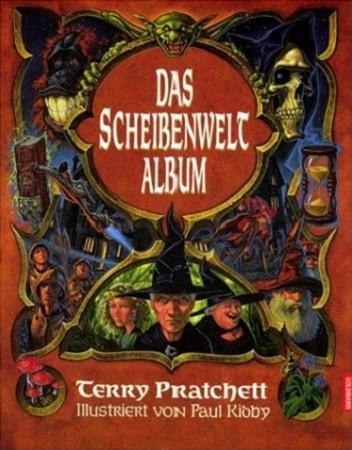 Okładka książki Scheibenwelt-Album