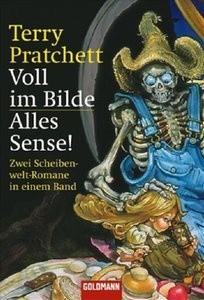 Okładka książki Voll im Bilde / Alles Sense