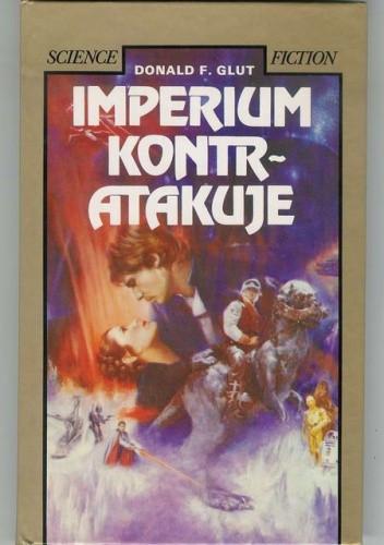 Okładka książki Star Wars, Imperium kontratakuje