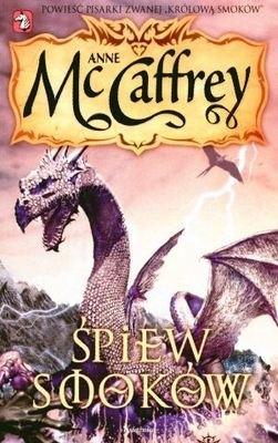 Okładka książki Śpiew smoków