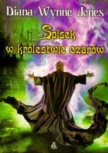 Okładka książki Spisek w królestwie czarów