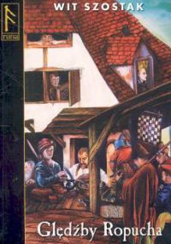 Okładka książki Ględźby Ropucha