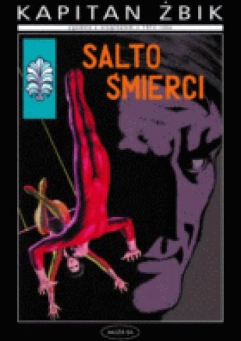Okładka książki Salto śmierci