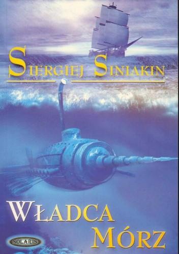 Okładka książki Władca mórz
