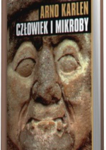 Okładka książki Człowiek i mikroby