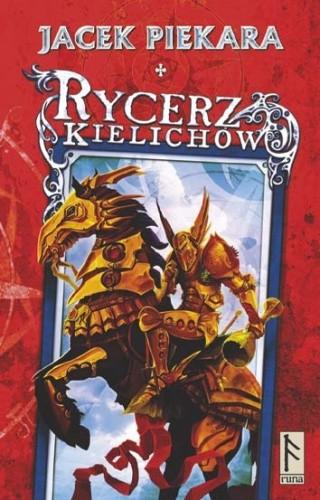 Okładka książki Rycerz Kielichów