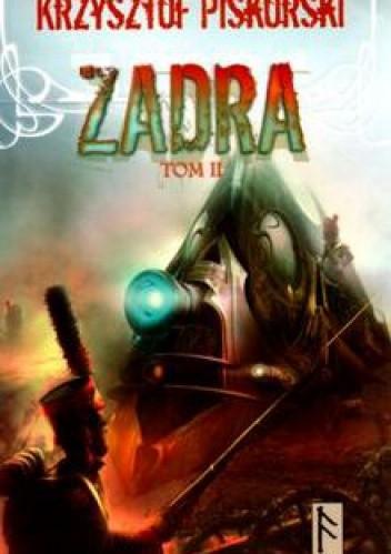 Okładka książki Zadra. Tom 2