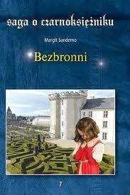 Okładka książki Bezbronni