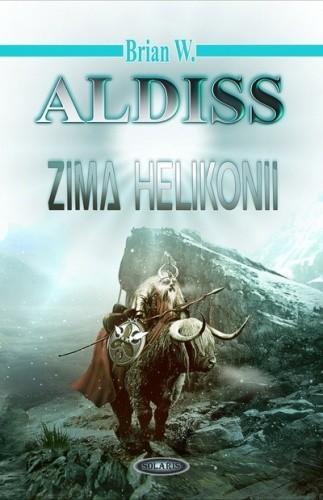 Okładka książki Zima Helikonii