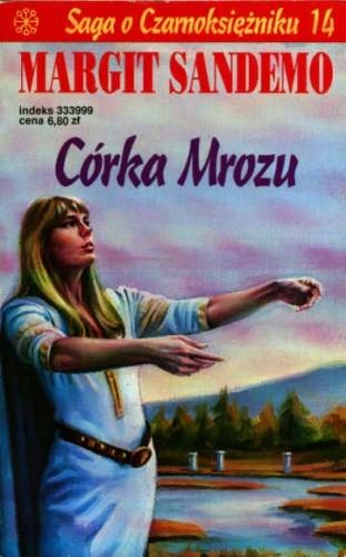 Okładka książki Córka Mrozu