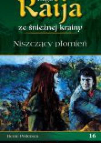 Okładka książki Niszczący płomień