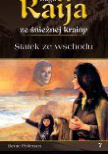 Okładka książki Statek ze wschodu