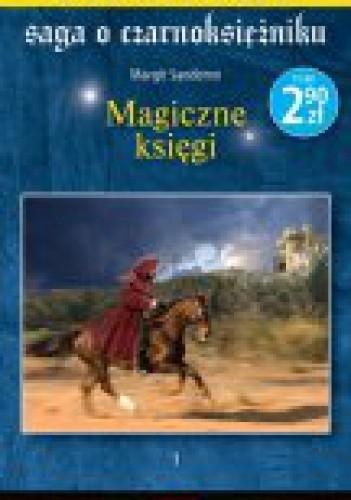 Okładka książki Magiczne księgi