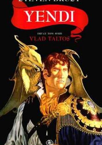 Okładka książki Yendi