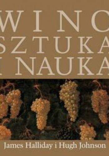 Okładka książki Wino. Sztuka i nauka