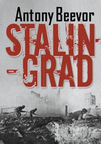 Okładka książki Stalingrad