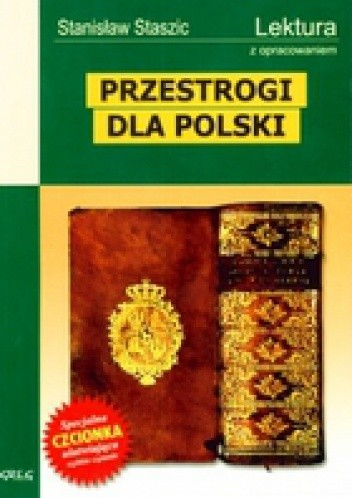 Staszic Stanisław - przestrogi dla polski