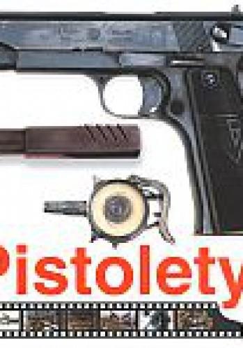 Okładka książki Pistolety. 500 fotografii