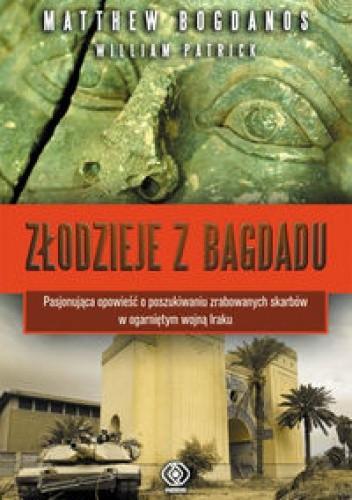 Okładka książki Złodzieje z Bagdadu