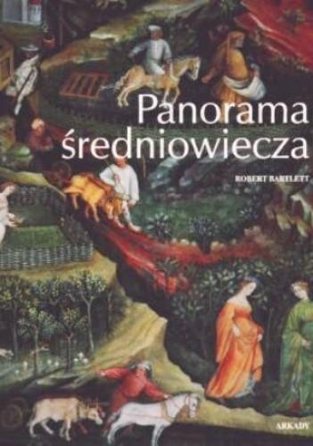 Okładka książki Panorama Średniowiecza